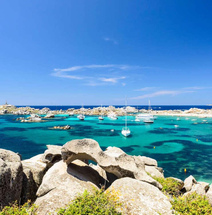Lavezzi e Sud Corsica